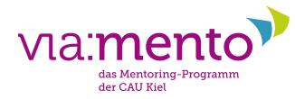 Das Logo von via:mento